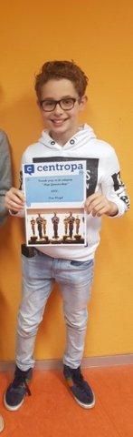 foto winnaars Centropa 2019 alleen Tom