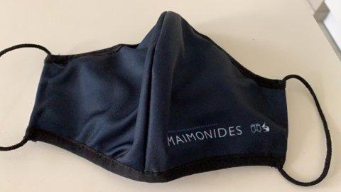 Mondkapje Maimonides